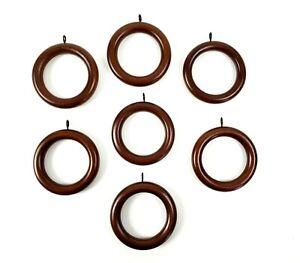 restoration hardware brown curtain rods