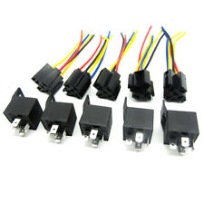 relay wiring diagram 5 pin 1971 vw bus electrics t25 starter into a 72 baywindow forum car alarms security in consumer electronics ebay 5pcs dc 12v spdt automotive wires w harness socket 30