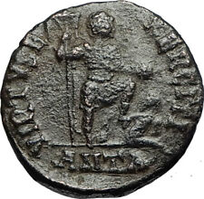 THEODOSIUS I the GREAT Authentic Ancient 383AD Antioch Genuine Roman Coin i67367