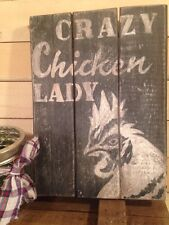 Rectangle Roosters Chickens Home Décor Plaques & Signs EBay