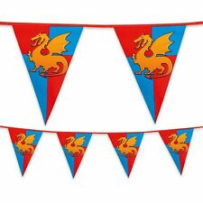knights medieval party banners