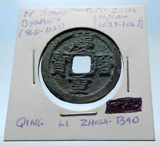1022AD CHINESE Northern Song Dynasty Antique REN ZONG Cash Coin of CHINA i72711
