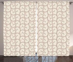 rideaux baroque ebay