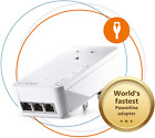 Devolo Magic 2-2400 LAN Triple Add-on Powerline Adapter Up to 2400 Mbps for Your