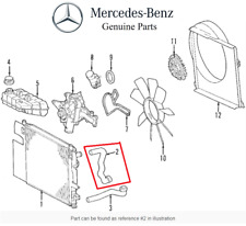 Mercedes-Benz Car & Truck Cooling System Hoses & Clamps