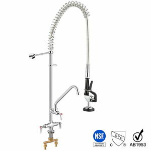 commercial sink sprayer in commercial