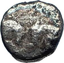 SATRAP of CARIA Hydissos 420BC Hemiobol Bull Ancient Silver Greek Coin i77310