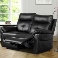 Algarve Leather Sofa And Loveseat Set Soft Corner Bed Sofas Ebay Recliner Sets Suite 2 Seater Couch Settee Lazy Boy Black