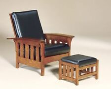 arts and crafts style chair folding fabric mission chairs ebay armchair recliner