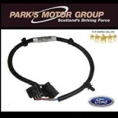Ford Fiesta Mk6 Audio Wiring Diagram 2000 Pontiac Grand Prix Gt Radio Genuine Oem Looms Ebay New Alternator 4998243