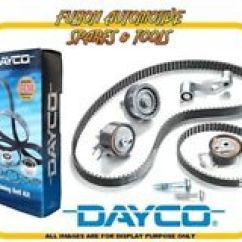 Holden Astra Timing Belt Diagram Rj45 Wiring Crossover Straight And Kit For Ah Z18xer Cruze Jg Jh F18d4 1 8l Dayco 4cyl Dohc Ktba261