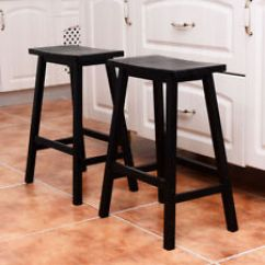 Stool Chair Big W Baby Bean Bag Argos Bar Stools Ebay 24 Height Kitchen Dining Room Saddle Seat Wooden Counter