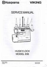 Husqvarna Viking Sewing Machine Manuals & Instructions for