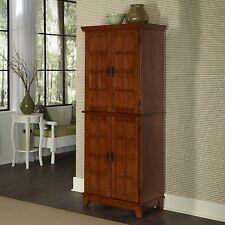 Oak Kitchen Pantry Cabinets For Sale EBay