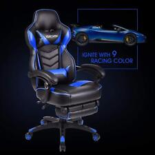 imperator works brand gaming chair rent chairs for event office ebay racing seat computer recliner executive footrest rocker blue