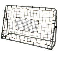 Soccer Trainer Rebound Net Ramp Football Fold Equipment