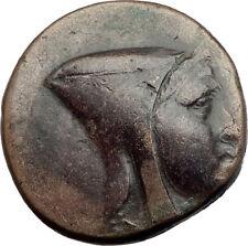 AMISOS in PONTUS 120BC Mithradates VI Quiver Authentic Ancient Greek Coin i64508