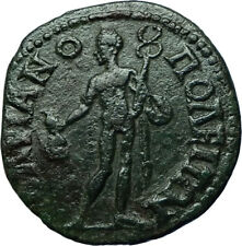 GORDIAN III Ancient 238AD Hadrianopolis Thrace Roman Coin HERMES w Money i66543