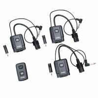 Neewer 4 Channel Wireless Studio Flash Trigger Set with