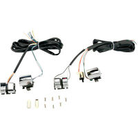 Harley start run switch handlebar WIRE CONNECTOR glide FXR