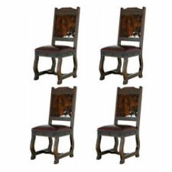 Handmade Wooden Chairs Retro High Chair Ebay Dining