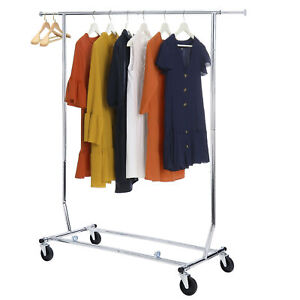 clothing rack wheels products for sale