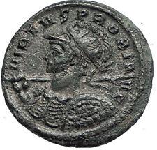PROBUS Authentic Ancient Roman Genuine 281AD Coin w PROVIDENTIA Goddess i67110