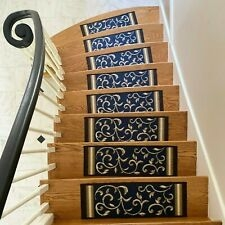 Rectangle Polypropylene Mat Stair Treads For Sale Ebay   Gloria Rug Stair Treads   Rubber Backing   8.5 X26   Decor Rugs   Overstock   Area Rug