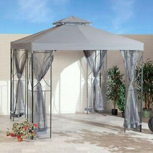 waterproof hexagonal gazebos for sale