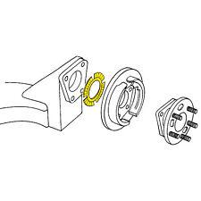 Alignment Shim-Camber Toe Shim Rear Moog K993-3