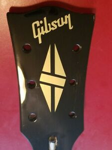 Gibson Headstock Logos : gibson, headstock, logos, Gibson, Decals, Products