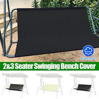 garden 2 3 seat waterproof swing cover