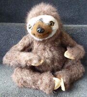 neal sofaworks teddy ottoman sofa bed ikea little sloth soft toy ebay rare sofology the plush advertising 12