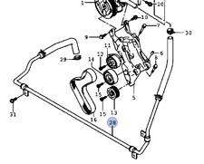 Suzuki Grand Vitara Power Steering Pumps & Parts for sale
