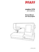 PFAFF Tiptronic 2010 2020 2030 2040 Repair / Service