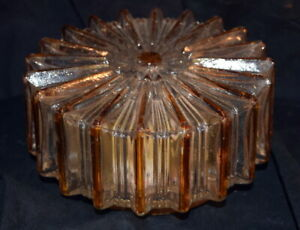 plafonnier verre vintage ebay