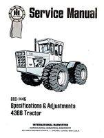 International Harvester H-80-A H80 Pay Loader Payloader