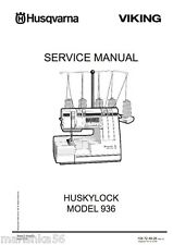 Husqvarna Viking Sewing Machine Manuals & Instructions for