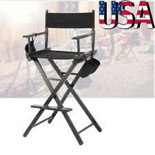 makeup chairs accent chair living room in ebay professional artist directors wood light weight foldable black new