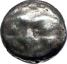 PARION in MYSIA Archaic Ancient 550BC Silver Greek Coin w GORGONEION Rare i67135