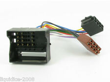 ford fiesta mk6 audio wiring diagram 94 ezgo genuine oem looms ebay s max 2006 onwards stereo head unit harness adaptor lead loom