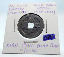 998AD CHINESE Northern Song Dynasty Antique ZHEN ZONG Cash Coin of CHINA i75376