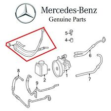 Mercedes-Benz Car and Truck Power Steering Pumps & Parts