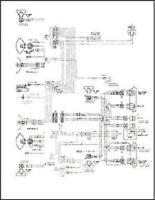 1977 Chevrolet Wiring Diagram Manual Camaro Monza Nova