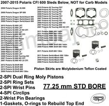 Snowmobile Engines & Components for 2007 Polaris IQ 600