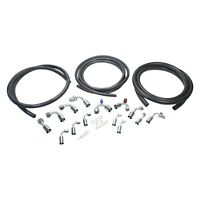 AIR CONDITIONING A/C HOSE KIT,FITTINGS,DRIER & BINARY