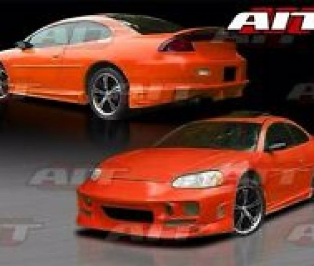 2001 2002 Dodge Stratus 2dr Drift Style Full Body Kit By Ait Racing