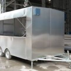 Kitchen Trailers Power Strip Food Trucks Concession Ebay New 3 5m Stainless Steel Stand Trailer Mobile Shipped By Sea