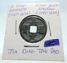 1195AD CHINESE Southern Song Dynasty Genuine NING ZONG Cash Coin of CHINA i75274