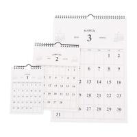 2019 [Smart Daily Planner] Desk Calendar Scheduler Diary